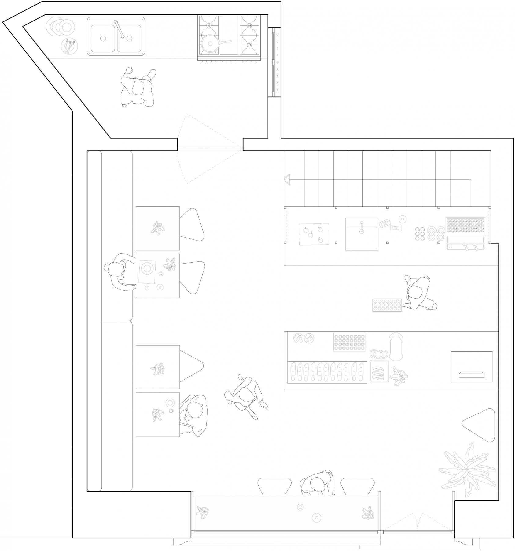 dc ad deli architecture plan