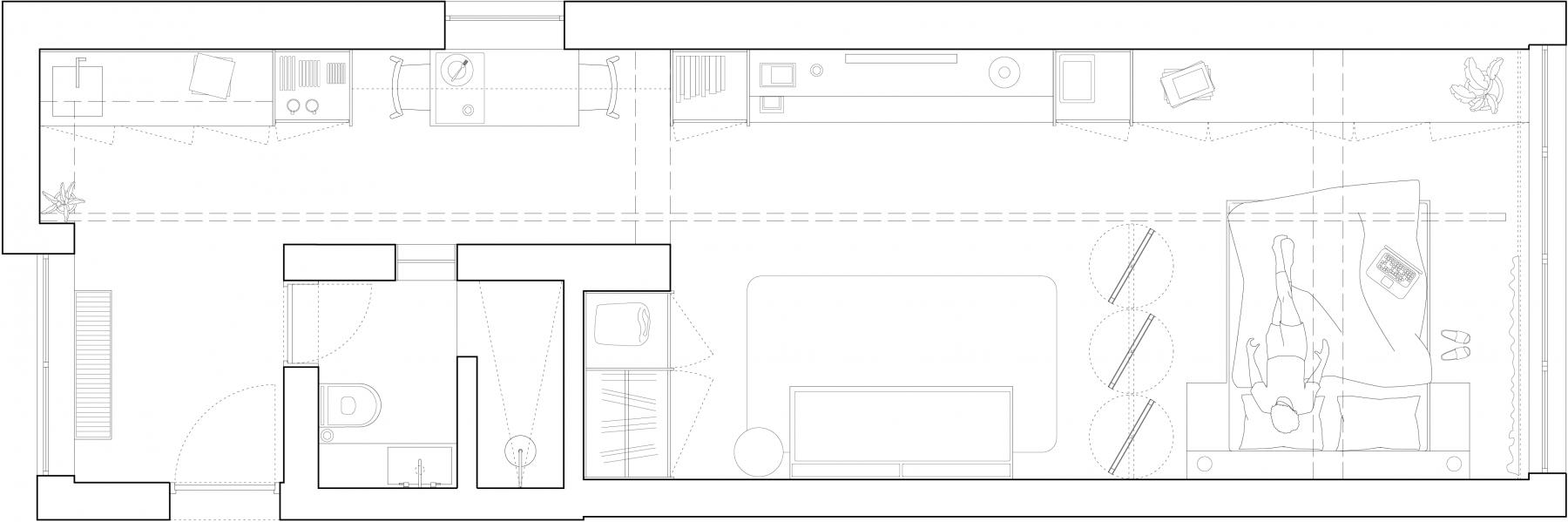 dc ad equador 201 architecture plan