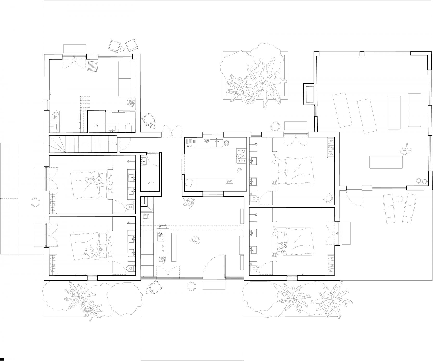 dc ad lua nua architecture plan